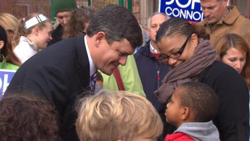 A Day On The Campaign Trail With Mayoral Candidate John Connolly