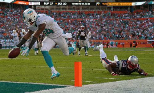 A Patriots Comeback Bid Finally Falls Short In Loss To Dolphins