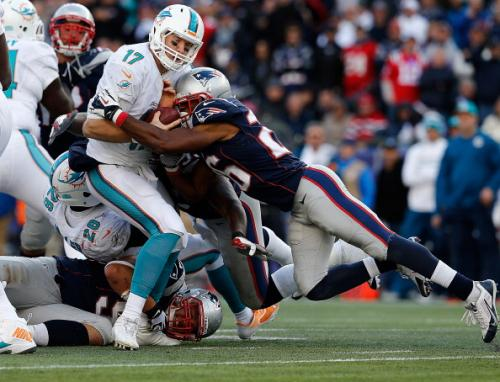 A Tale Of 2 Halves: Patriots Overcome Slow Start To Beat Dolphins