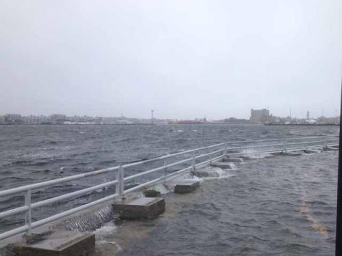 A Year After Sandy, Menino Unveils 'Climate-Ready' Study