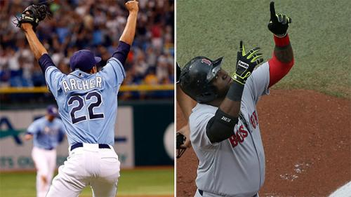 Abraham On Toucher & Rich: Chris Archer Is A Hypocrite For Lambasting David Ortiz's Showboating