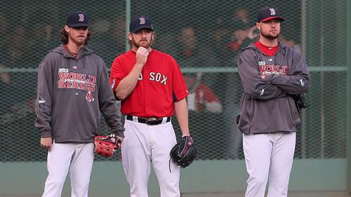 Abraham On Toucher & Rich: Red Sox May Employ 6-Man Starting Rotation