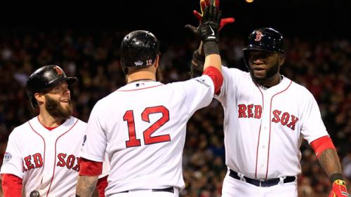 Abraham On Toucher & Rich: Red Sox Win Game 1