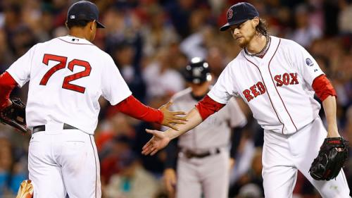 Abraham On Toucher & Rich: What Team Poses A Challenge For Sox?