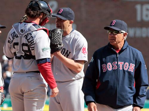 Aceves, Melancon Fail First Test In Back End Of Red Sox Bullpen