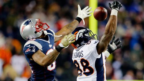 Adam Jones: Can Patriots Use Same Approach In Their Second Meeting With Denver?