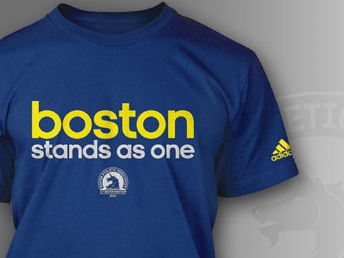 Adidas Donates 100% Of Proceeds From New Boston Marathon Shirt