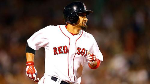 After Batting .400, Victorino Named AL Player Of The Week