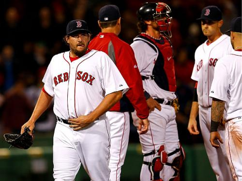 After Losing In The 9th, First Test For Red Sox Is Moving On