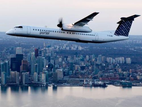All Things Travel: Porter Airlines Adds Another Toronto-Boston Flight