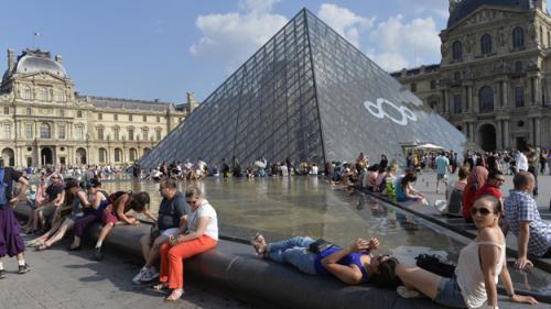 Amherst Artist To Exhibit Work At Louvre In Paris