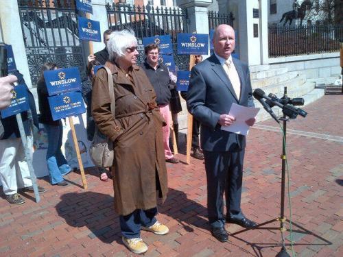 Anti-Tax Activist Endorses GOP Candidate Dan Winslow For U.S. Senate