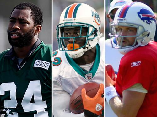 Around The AFC East: Sizing Up Patriots' Competition