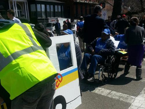 4 Arrested In Senior Citizens Protest On Beacon Hill