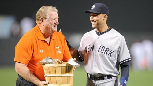 8 Awful Parting Gifts That Teams Gave Derek Jeter