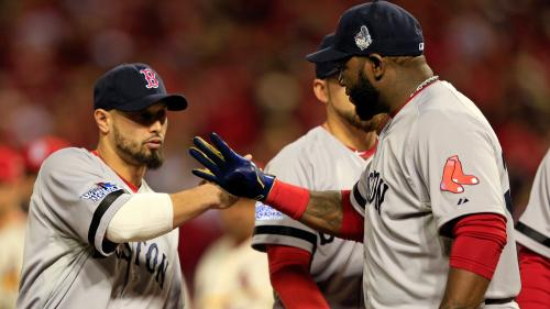 Beard Shavings From David Ortiz, Shane Victorino Up For Charity Auction