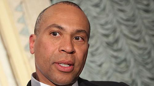 Behind The Mic With Joe Mathieu: Gov. Patrick Says 'Maybe'