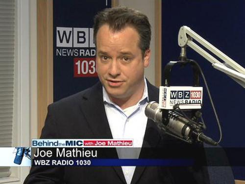 Behind The Mic With Joe Mathieu: IRS Scandal
