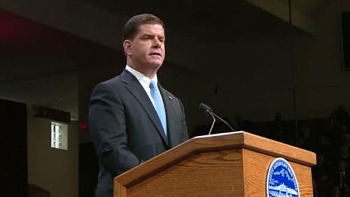 Behind The Mic With Joe Mathieu: Mayor Walsh Asks For Budget Cuts