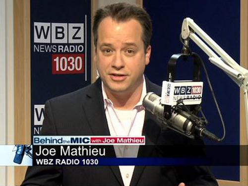 Behind The Mic With Joe Mathieu: McCain Campaigns For Gomez