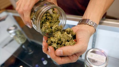 Behind The Mic With Joe Mathieu: Medical Marijuana Money Maker In Mass.?