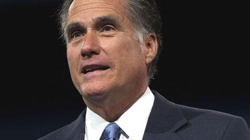 Behind The Mic With Joe Mathieu: Republicans Nostalgic For Mitt Romney?