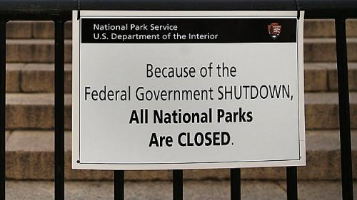 Behind The Mic With Joe Mathieu: Shutdown Could Hurt Private Sector Jobs