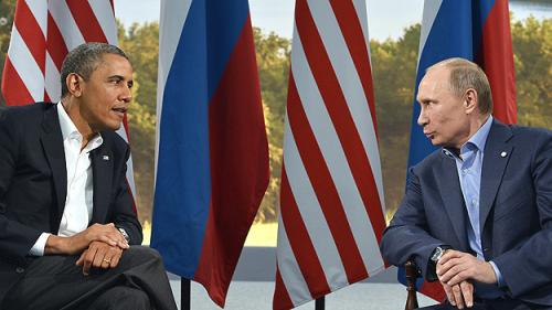 Behind The Mic With Joe Mathieu: Why Obama Really Cancelled On Putin