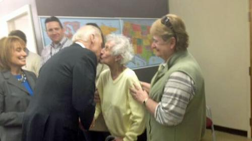Biden, Possible '16 Hopeful, Promotes Jobs In NH