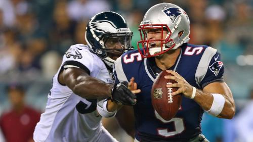 Bill Belichick Not Ready To Discuss Tim Tebow Making Patriots Roster