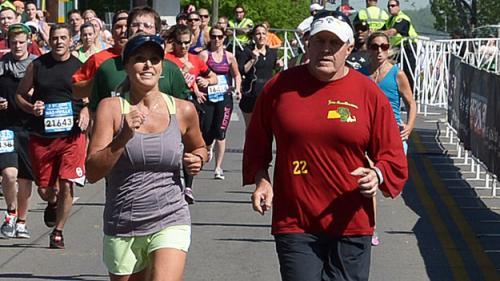 Bill Belichick Runs Half Marathon In Nashville