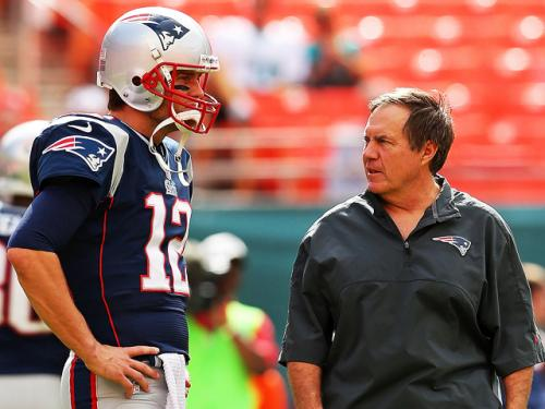 Bill Belichick's Division Championships Worth Celebrating And Other Leftover Patriots Thoughts