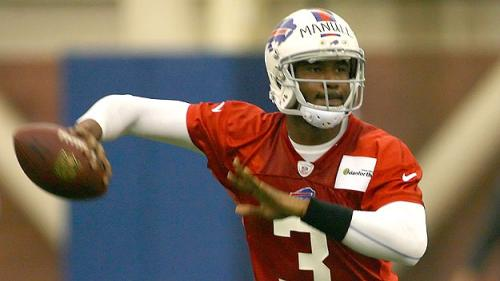 Bills Name Rookie EJ Manuel Starting QB vs. Patriots