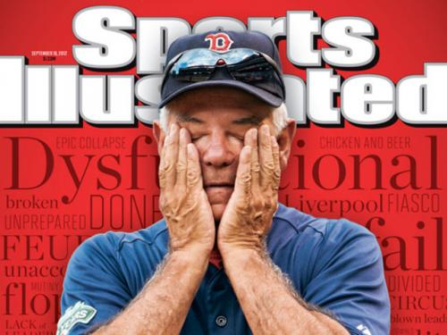 Bobby Valentine, 'Dysfunctional' Red Sox Featured On Cover Of Sports Illustrated