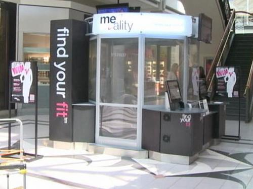 Body Scanners Help Shoppers Find The Right Fit