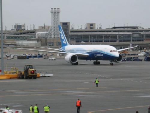 Boston Gets Closer To Tokyo With Dreamliner Direct Service