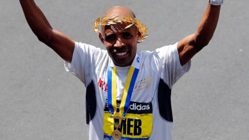 Boston Marathon Winner Keflezighi To Throw Out First Pitch At Red Sox Game