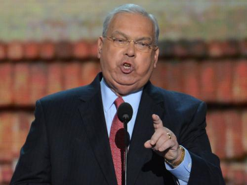 Boston Mayor Menino Addresses Democrats