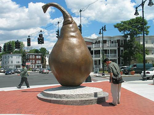 Boston's Best Bizarre Statues Or Public Art