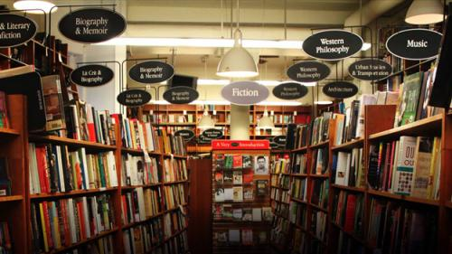 Boston's Best Local Bookstores