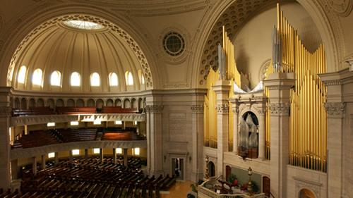 Boston's Most Interesting Churches