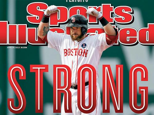'Boston Strong' Makes Cover Of Sports Illustrated