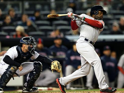 Bradley Jr. Contributes To Another Red Sox Win With First Career Hit