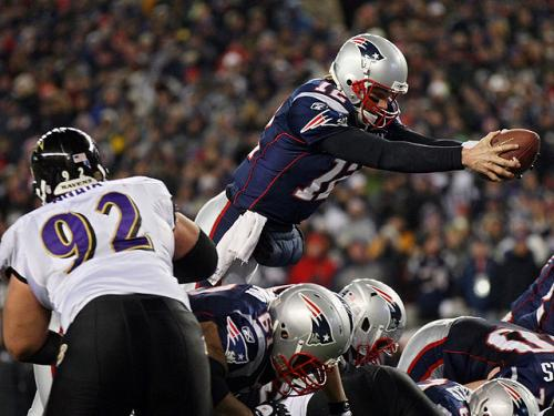 Brady: 'Always Comes Down To End' Against Ravens