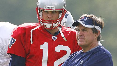 Brady Expects To Practice Thursday, Play Friday Night vs. Bucs