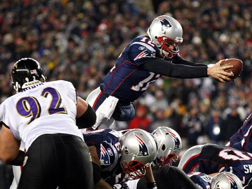 Brady: 'It's Never Easy' Against The Ravens