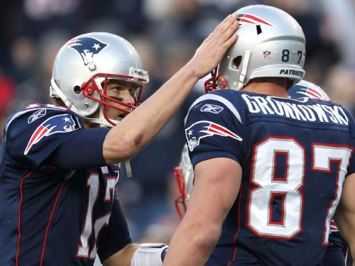 Brady Ranked No. 2, Gronkowski No. 10 In CBSSports' Top 100 NFL Players