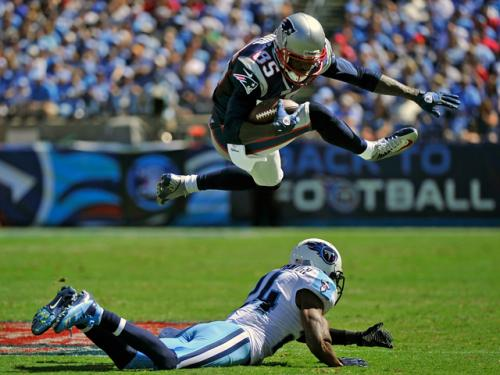 Brandon Lloyd Dispels 'Chemistry' Concerns And Other Leftover Patriots Thoughts