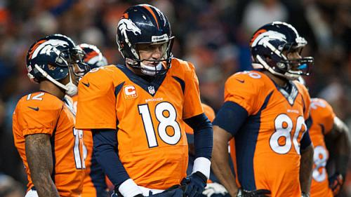 Broncos Lose, Giving Patriots Shot At Top Seed In AFC