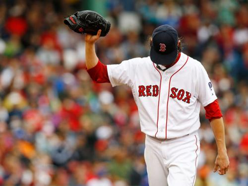 Buchholz Scratched Again, Lester Set To Start Friday vs. Yankees